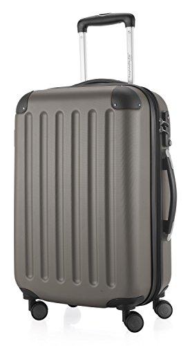 HAUPTSTADTKOFFER - Spree - 3er Koffer-Set Trolley-Set Rollkoffer Reisekoffer Erweiterbar, TSA, 4 Rollen, (S, M & L), Graphite,235 Liter - 2