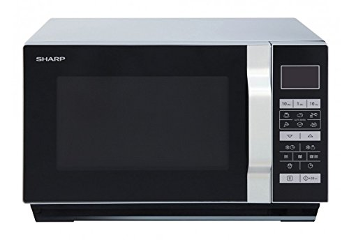 Sharp Home Appliences R760S – Microondas (340 x 197 x 338 mm)