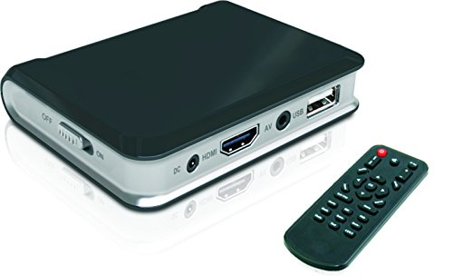 MediaPlayer portatile mod. PICASSO, HD (1080p), HDMI, porte USB, SD