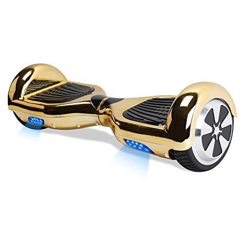 Windgoo Hoverboard Elettrico Bambini Hoverboard 6.5 Pollici con LED, Balance Scooter con...