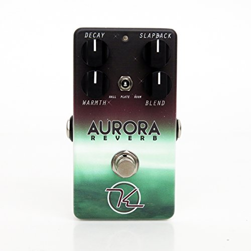 Keeley KAurora Aurora Reverb Guitar Delay Effects Pedal