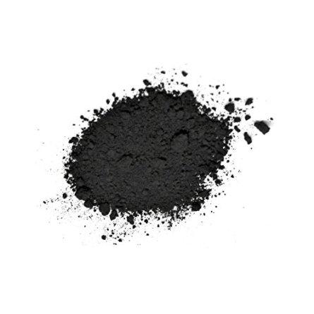 Lienzos Levante 0210122026 - Pigmento puro en tarro de 250 ml, 26, color Negro humo