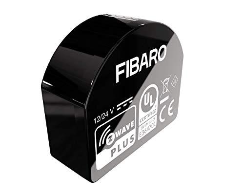 41GhH3mltYL [Bon Plan en domotique] FIBARO Roller Shutter 3 / Micromodule pour volet roulant Z-Wave +