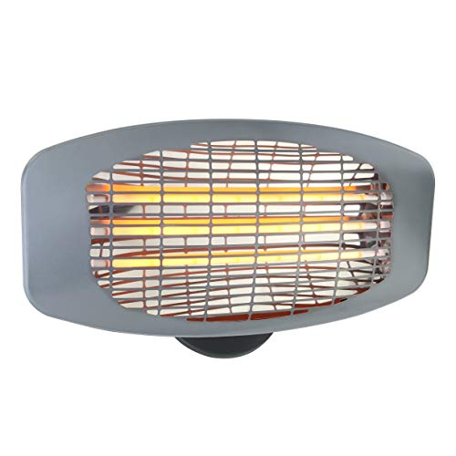 Cheap does not mean the quality is bad. This NETTA heater comes at a very affordable price and still has the capacity to warm your patio effectively.  With three heat settings at your disposal, finding the right temperature is achievable. If you are on a budget and you need a reliable heater and have somewhere to fix it undercover, ie under a canopy or maybe in a shed, then this model would be perfect as you don't need the higher water proof rating.