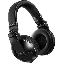 Pioneer HDJ-X10 Negro Circumaural Diadema Auricular - Auriculares (Circumaural, Diadema, Alámbrico, 5-40000 Hz, 1,2 m, Negro)