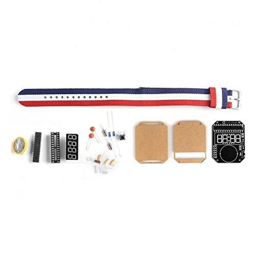 41GroZU3lML - Kit para hacer tu propio reloj de SainSmart