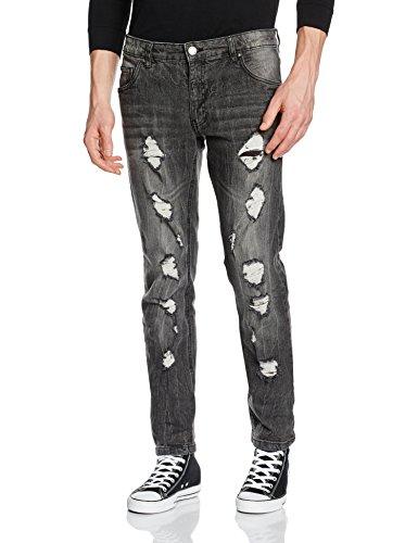Shine Original Slim Fit Grunge Grey, Jeans para Hombre, Grau (grunge Grey Grunge Grey 34'), W32L34