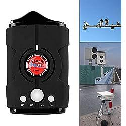 Rilevatore autovelox , Maso GPS/radar/laser velocità rilevatore di 360gradi 16Band V8Police sicuro di allarme vocale laser US