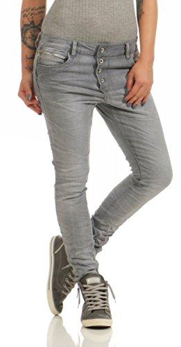 1d93f58f34643e Lexxury Jeans Grau - vergleichen & sparen | Jeans-Vip.com