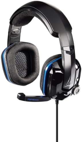 uRage Paradox 7.1 Gaming-Headset mit Bass Vibration, LEDs, USB, schwarz