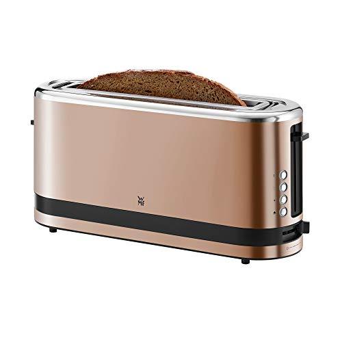 WMF 0414120051–Cucina Minis lunga fessura tostapane, in acciaio inox, Cromargan opaco