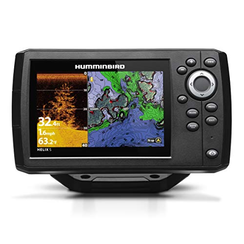 Humminbird HELIX 5 Chirp DI GPS G2 Combo
