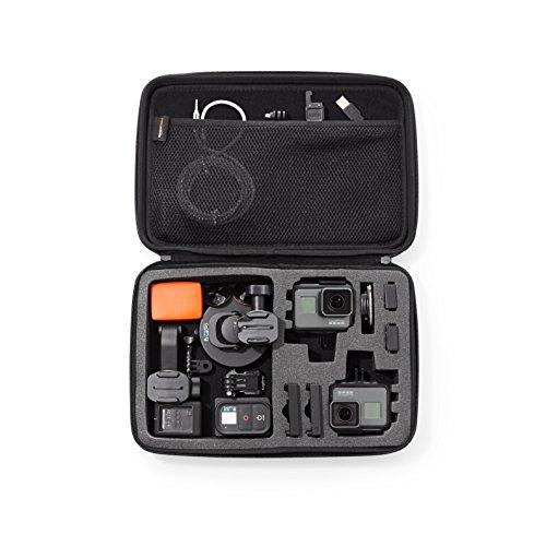 AmazonBasics - Custodia per trasporto GoPro, misura Large