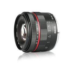 Meike Optics MK 50.mm f1.7.Canon Lente de Enfoque Manual.