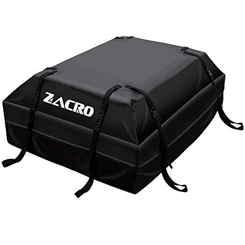 Zacro Borsa Portatutto per Tetto Dell'auto Car Rooftop Cargo Bag Sacchetto di Carico del Sacchetto...
