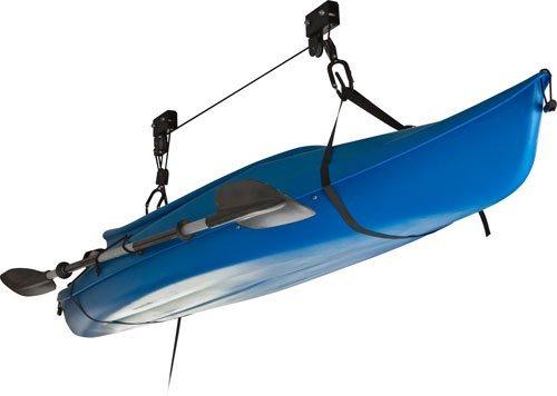 H2o - Sistema de montacargas de techo para canoa y kayak