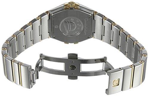 OMEGA Constellation Damen-Armbanduhr 27mm Armband Edelstahl Gehäuse + Batterie Analog 123.20.27.60.02.004 - 5