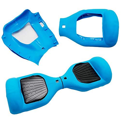 Hiboy -Cover in silicone per scooter elettrico da 6.5'-Azzurro