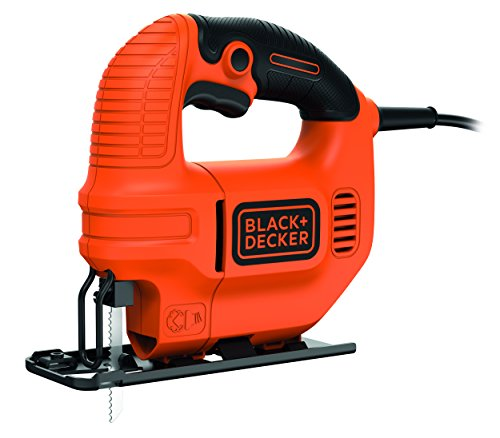 Black + Decker KS501 Scie sauteuse avec lame 400 W