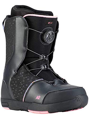 K2 Kat Snowboard Boots 2019 - Youth Girls - Black (3)