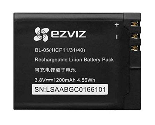 Ezviz Batteria ioni di litio ricaricabile per Ezviz S5 Plus Sports Camera