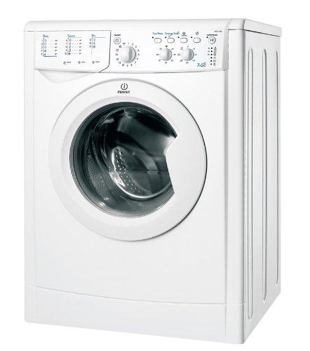 Indesit IWDC 71680 ECO (EU) - Lavadora Secadora Iwdc71680Eco(Eu) De 7 Kg Y 1.600 Rpm