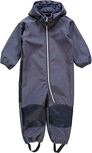 Name it Jungen Regen Overall Softshell NITALFA SOFTSHELL SUIT DENIM 13138453 dress blues Gr.110