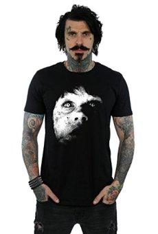 The Exorcist Hombre Regan Demon Face Camiseta