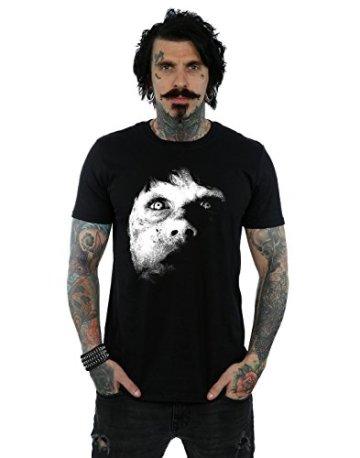 The Exorcist Hombre Regan Demon Face Camiseta 3