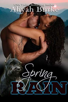 Spring Rain (Seasons Book 3) by [Burke, Aliyah ]