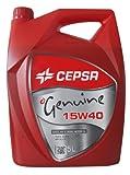 Aceite Cepsa Genuine 15W40 5L