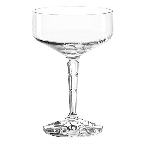 Leonardo Spiritii Coppetta da Cocktail, Bicchiere, Calice, Vetro, 200 ml, 022743