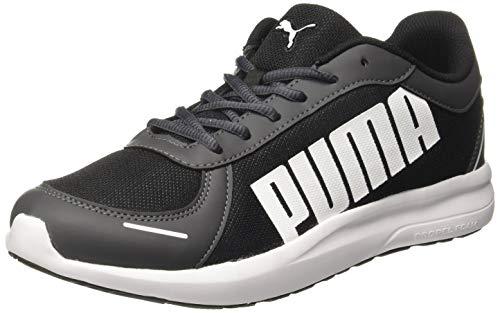 PUMA Men's Seawalk IDP Asphalt Black White Sneakers-7 UK/India (40.5 EU) (4062449014075)
