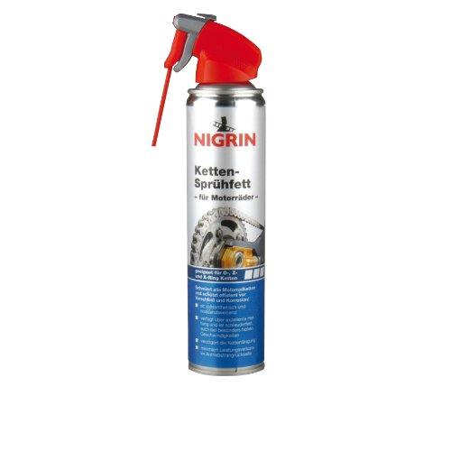 NIGRIN 73888 NIGRIN Kettensprühfett vollsynthetisch, 400 ml