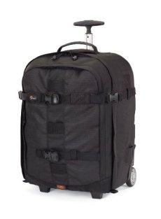Lowepro Pro Runner X450 AW - Maleta con compartimientos para cámaras, negro