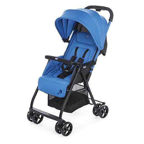 Chicco 00079249600000 Passeggino Ohlalà, Blu (Power Blue)