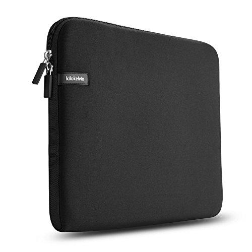 kilokelvin 14.1 Funda Protectora para Portátiles/Neopreno Funda de Portatil/Portátil Caso/Caja de la Tableta para Acer/ASUS / DELL/Fujitsu / Lenovo/HP / Samsung/Sony Toshiba (Negro)