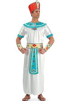 Egipcio rey disfraz de Rameses de Egipto Faraón de Egipto
