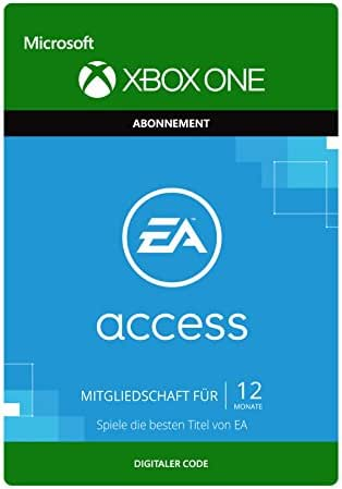 EA Access – Jahresmitgliedschaft   Xbox One - Download Code