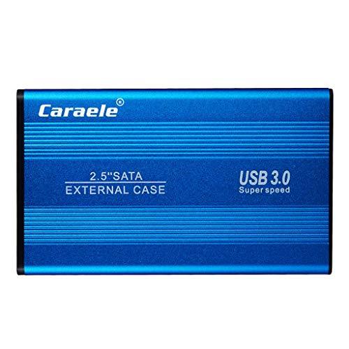 F Fityle Hard Disk Esterno Portatile USB 3.0 SATA HDD Storage per Chromebook, Xbox One, Xbox 360...