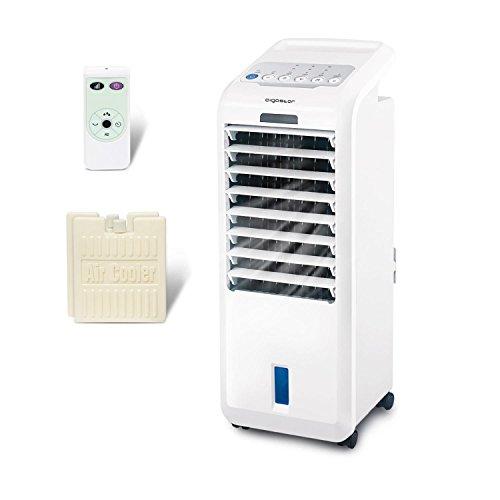 Aigostar Koud 33JTL - Ventilatore Raffrescatore, Refrigeratore d'aria. 55W, 3 modalità...