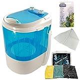 Secret Smoke-Waschmaschine Entnahme Harze kalt (Ice Washer Resins Extraction) + Kit Taschen Secret Icer 3Beuteln-With 3Bags