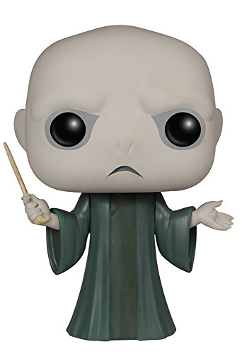 Funko - Figura Harry Potter Voldemort de 10 cm (PDF00004823)