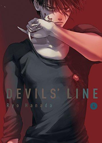 Risultati immagini per devil's line manga copertine