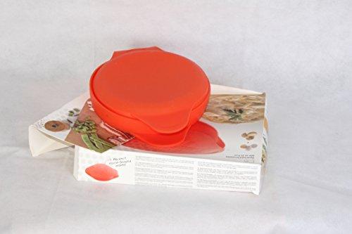 Español de silicona fabricante de la tortilla molde resistente al calor microondas cocina horno apta para lavavajillas