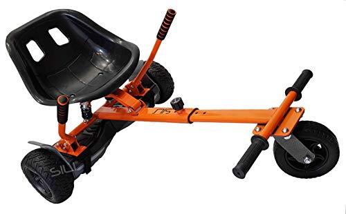 SILI Sospensione off Road Kart per Scooter a 2 Ruote autobilanciamento, Design Migliorato con...