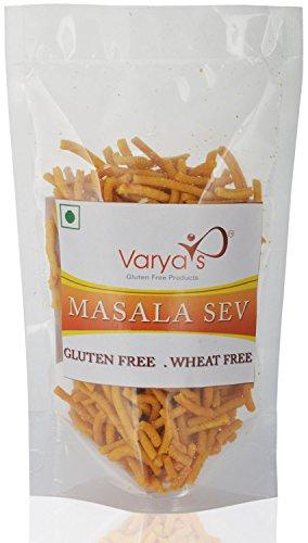 Varya's Gluten Free Masala Sev - 200 Grams