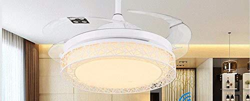 Oudan Semplice? LED? Ventilatori a soffitto con Lampada al Ristorante? Camera da Letto? Lampadari...