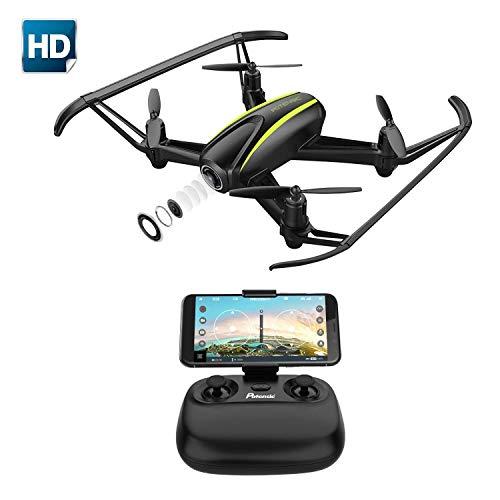 Drone con Telecamera HD 1280*720P Potensic Drone U36W WiFi FPV Quadricottero Telecomando con...