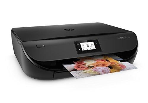 HP Envy 4520 - Impresora multifunción inalámbrica (inyección térmica de tinta, WiFi, compatible con el servicio Instan Ink, B/N 9.5 PPM), color negro